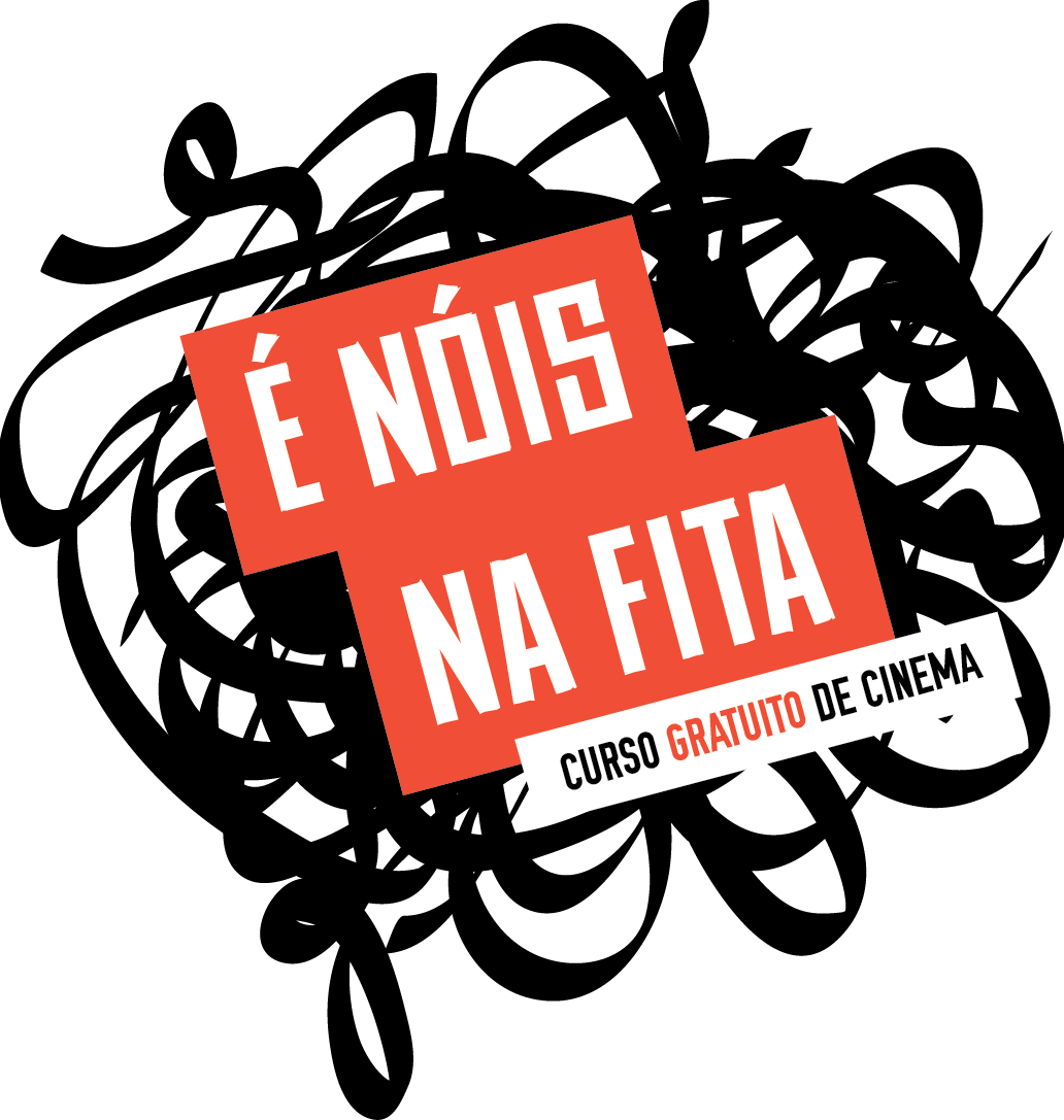 "Logo do ""É Nóis na Fita"""