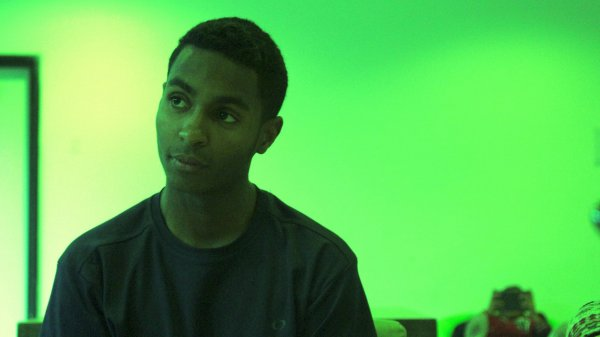 Matheus Oliveira ex aluno do projeto é nóis na fita